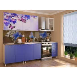 "Кухня ""Бабочки-1.6"""