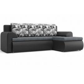 """Угловой диван """"Рим"""" серый"""