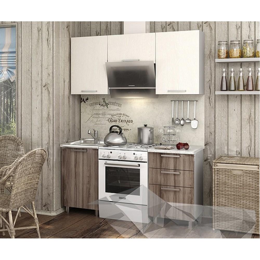 """Кухня """"Катя"""" 1,6 м с мойкой"""