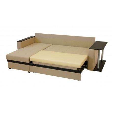 """Диван-кровать """"Атлант"""" угловой со столиком"""