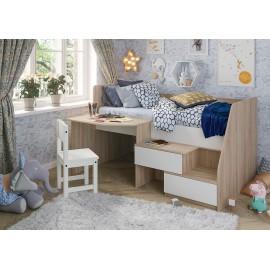 """Детская универсальная кровать """"Алиса"""""""