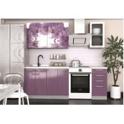 """Кухня """"Олива Орхидея"""" 1,8м"""