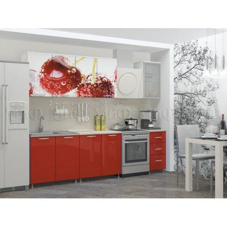 """Кухня """"Черешня"""" 2м"""