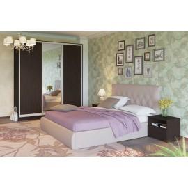"""Интерьерная кровать """"Тифани"""" с подъемным механизмом"""