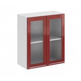 ШВС 600 Шкаф верхний стекло кухня София
