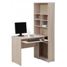 Стол компьютерный со стеллажом