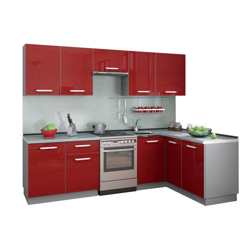 """Кухня """"Симпл 2700х1500"""" угловая"""