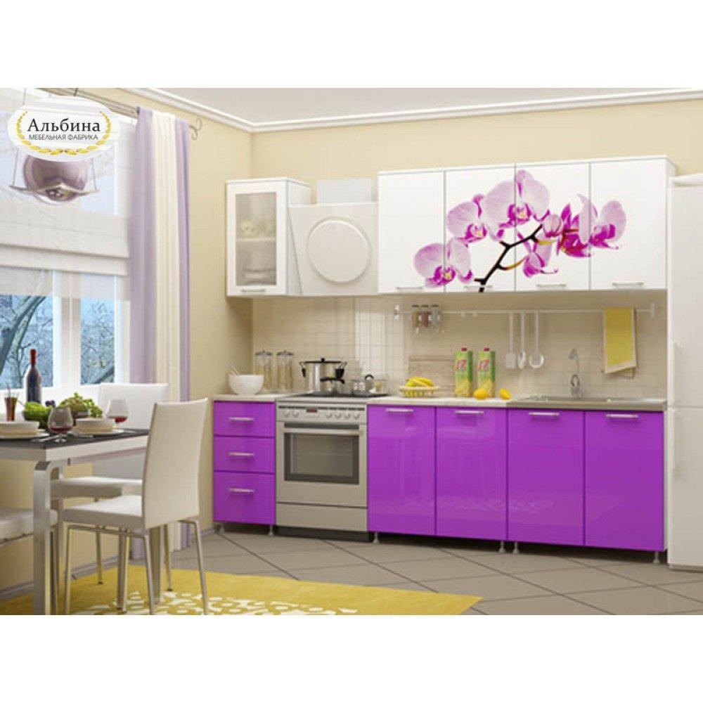 "Кухня ""Орхидея-2"""