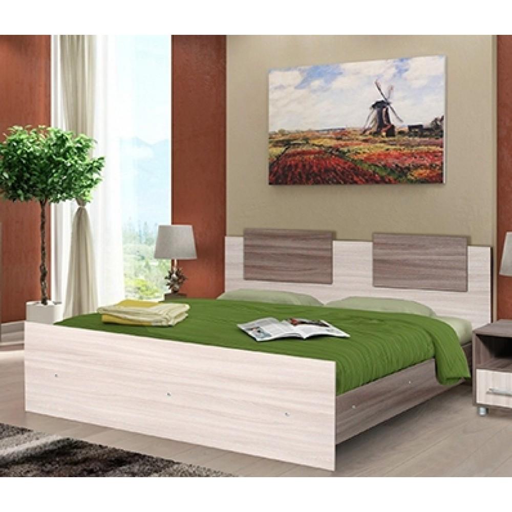 """Кровать """"Арсения"""" 1600 с матрасом"""
