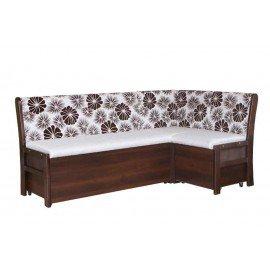 """Кухонный угловой диван """"Этюд"""" со спальным местом"""